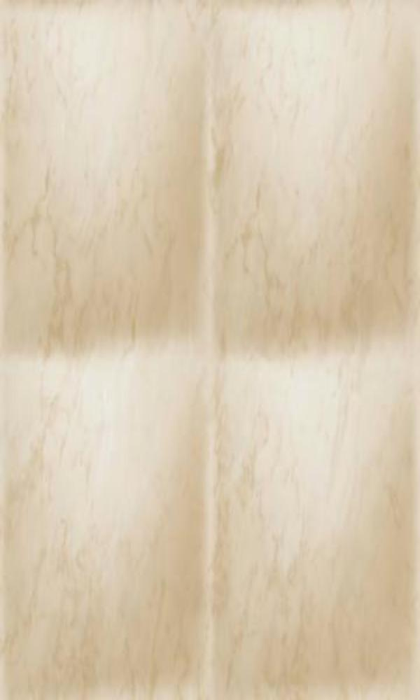 Contemporary Faux Marble Textural Light Gold Tiled Marble Wallpaper R3721