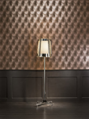 Relax Brown Tufted Wallpaper SR1779
