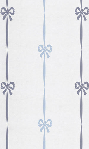 children's wallpaper striped ribbons
