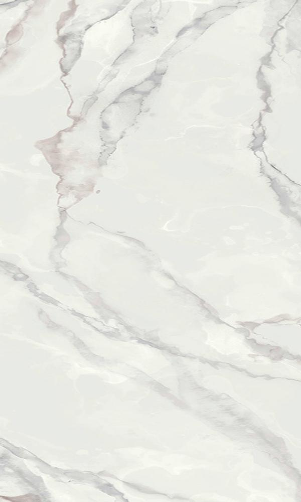 Classic Faux Marble Wallpaper Mural Grey M9301