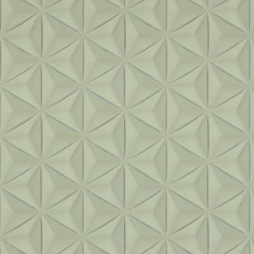 Light Brown Triad Commercial Wallpaper C7004. Contract wallpaper. Contract wallcovering. Geometric wallpaper.