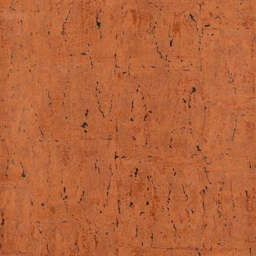Marbled Metallic Copper Natus Wallpaper C7164