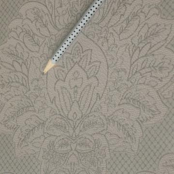 Tan Royalty Damask Wallpaper R3545 . Damask Wallpaper