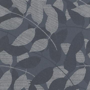 Taupe Metallic Leaf Wallpaper R4009 | Elegant & Modern Wall Ideas