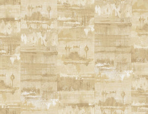 Peach Concrete Wallpaper R5114 | Traditional Home Interior