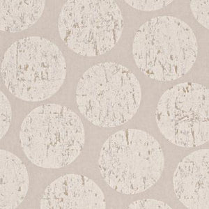 Textured Modern Taupe and Ivory Eclipse Wallpaper R4055