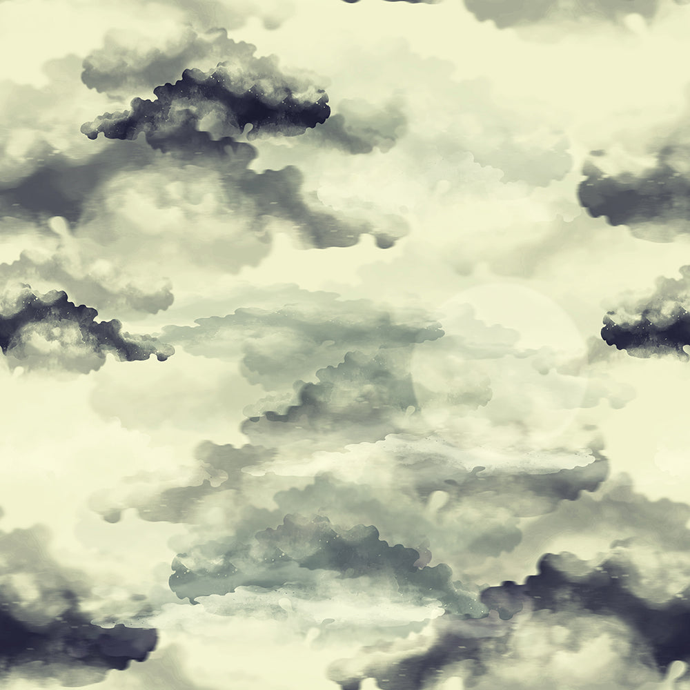 Painted Cloudy Sky M9322