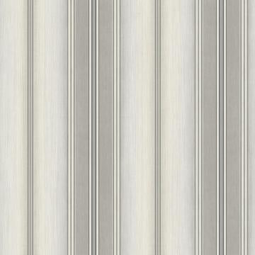 Minimalist Wainscot Wallpaper Grey and Black R4844