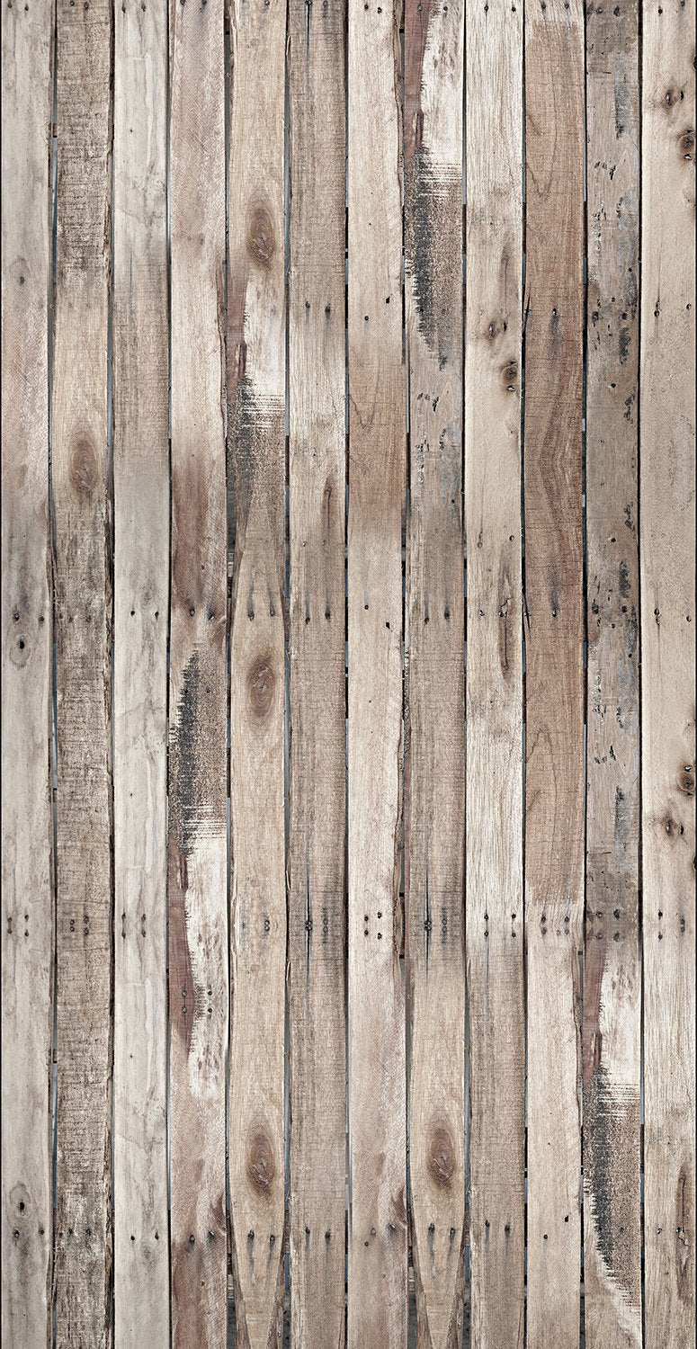Raw Wood Planks Wallpaper M9158