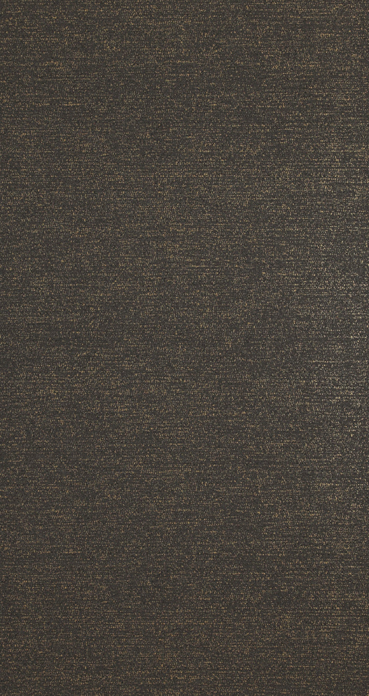 Plain Cotton Black Textured Wallpaper R5396