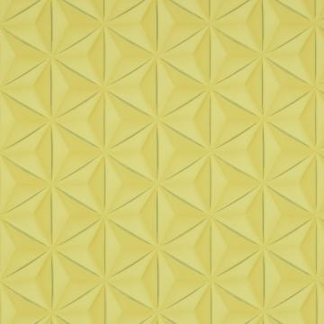 Yellow 3D Vinyl Fabric Wallpaper C7002 | Commercial and Hospitality