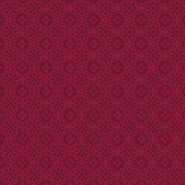 Sparkling Burgundy Geometric Wallpaper SR1038