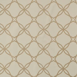 Off-White Twisted Geometric Wallpaper SR1323 | Elegant Home Interior