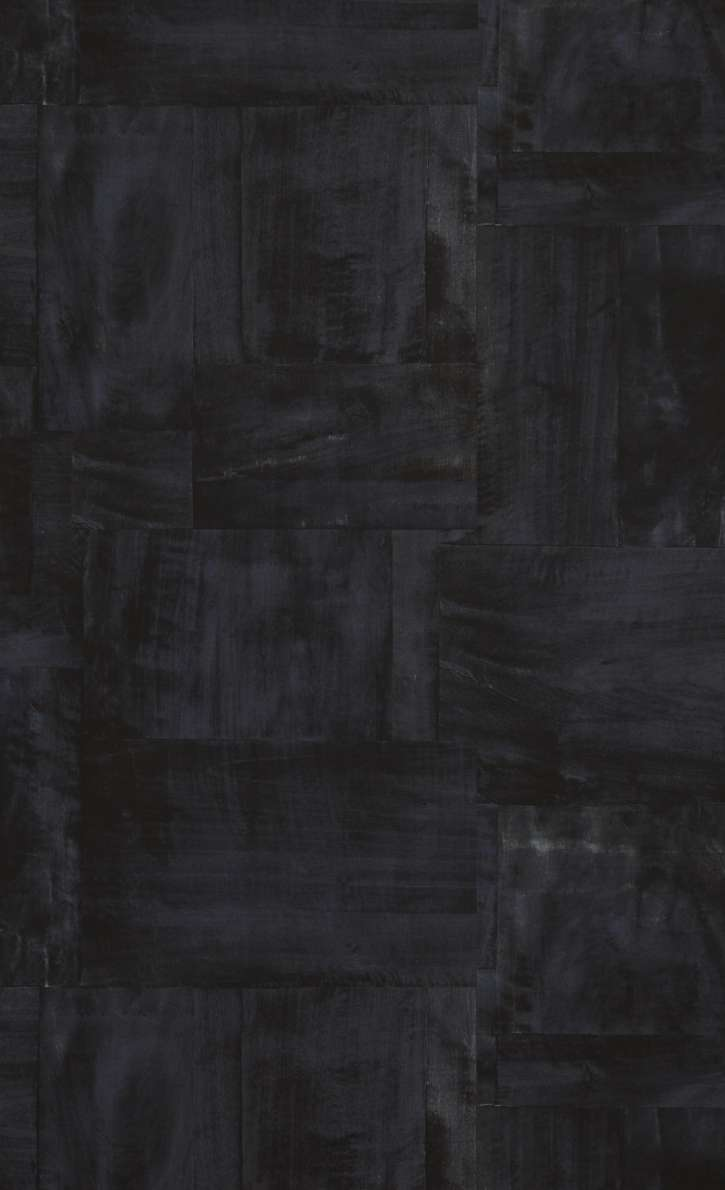 Black Panelled Blocks Wallpaper R5274