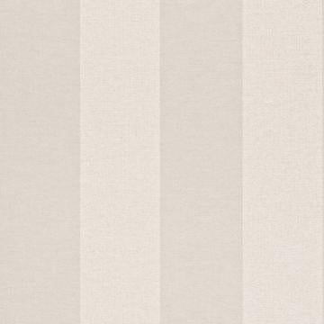 Striped Woven Ivory Ritz Wallpaper R4030