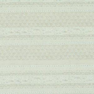 Smoke Gray Stripe Paisley Woven Wallpaper SR1111 | Home Interior