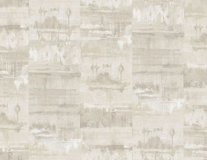 Ash Grey Concrete Wallpaper R5113 | Traditional Home Interior