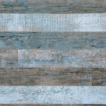 faux wood wallpaper, Blue & BrownFaux Wood Wallpaper R1361 | Vintage Home Interior