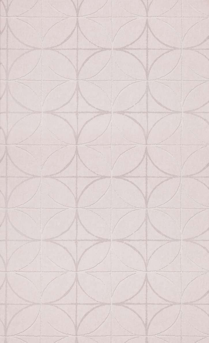 Beige Encircling Geometrics Wallpaper R5218 | Contemporary Home Wall Covering