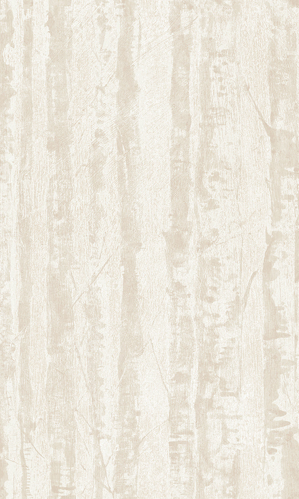 Cream Dainty Birch Forest R5881