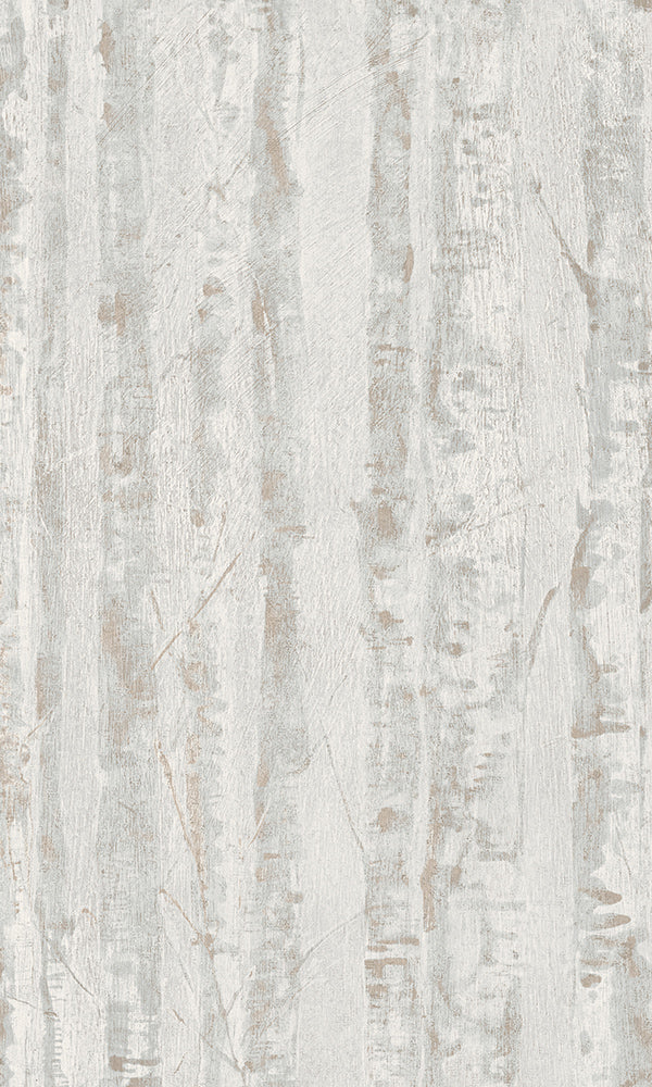Cool Grey Dainty Birch Forest R5882