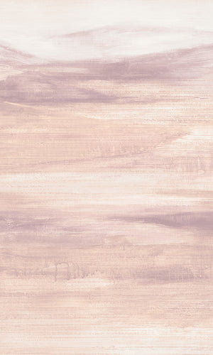 Pastel Abstract Painted Mountains Wallpaper R5900