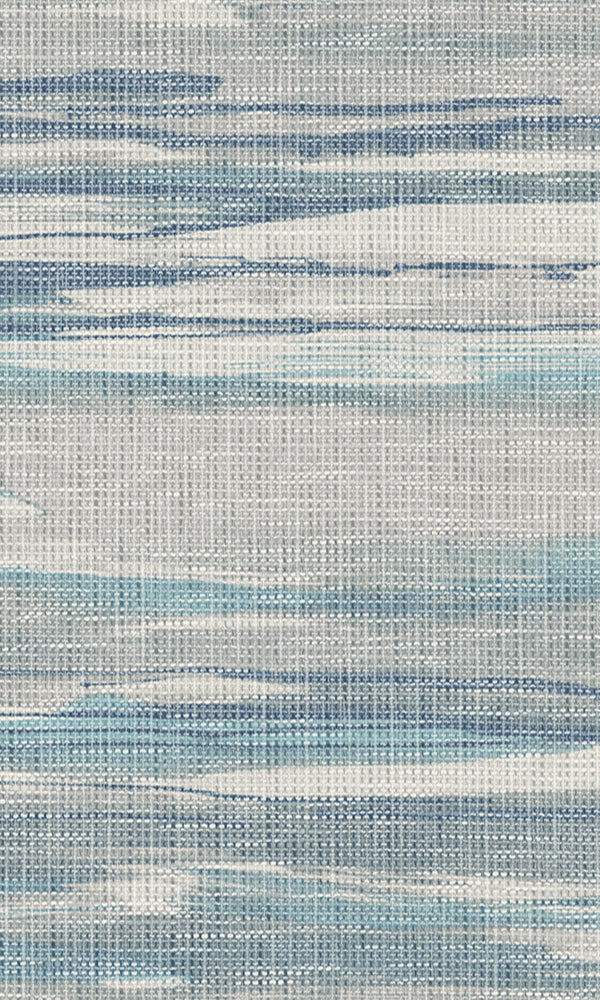 Watercolor Canvas Fabric Wallpaper R5627 | Modern Home Wall Covering