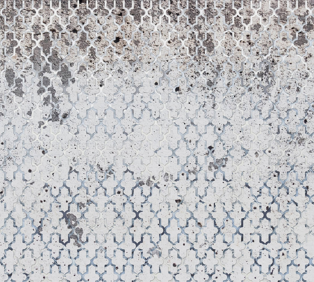 Blue Weathered Mirage Digital Wallpaper M9210. Digital Wallcovering. Mural Wallpaper.