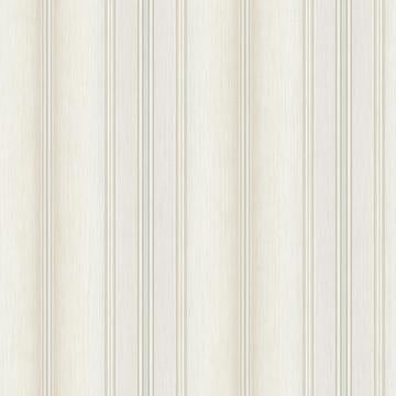Minimalist Wainscot Wallpaper Green and Grey R4843