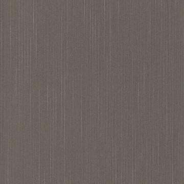 Threaded Plain Linen Wallpaper Taupe and Grey R4707