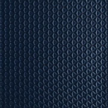 3D Navy Blue Vinyl Commercial Wallpaper C7081 | Hospitality & Hotel