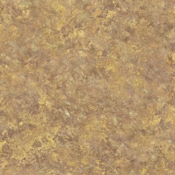 Painted Textures Wallpaper Gold and Yellow R4779