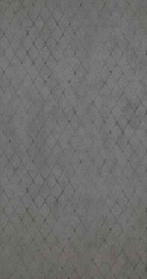Smoke Grey Subtle Diamond Commercial Wallpaper C7320 | Office & Hotel