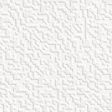 White Pixelate Geometric Wallpaper R2490 | Luxury Bedroom Wall Ideas