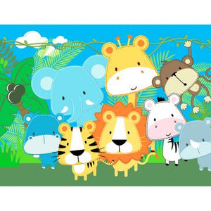 PRIME WALLS STUDIO Cute Animals
