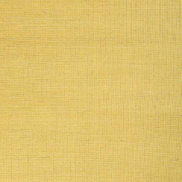 Yellow Ramie Grasscloth Wallpaper R1972