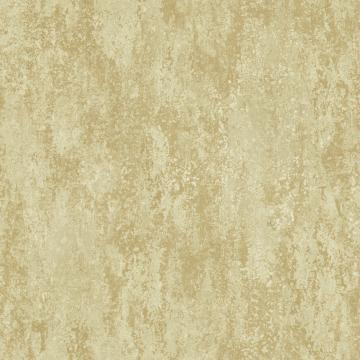 Gold Textured Faux Concrete Wallpaper R4858 | Luxury Home Design