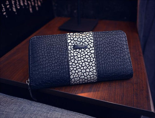 Luxury Design Leather Wallet
