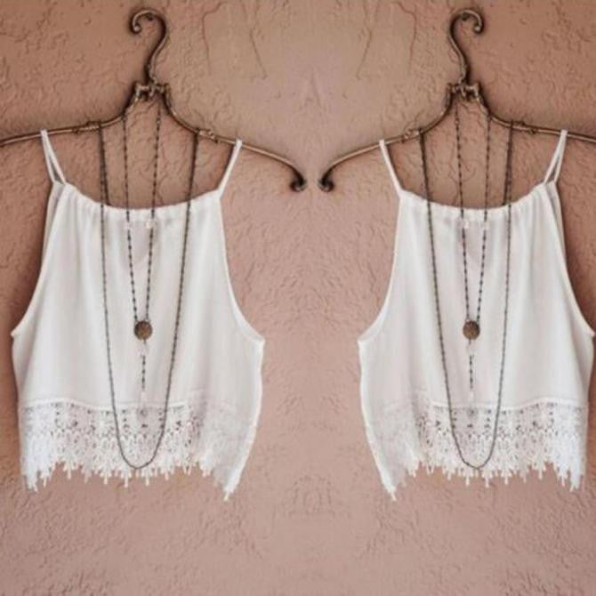 Women Lace Tops Short Sleeve BlouseTank Tops Tee T-Shirt