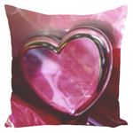 Limited Edition 'Forever Yours' Decorative Pillow