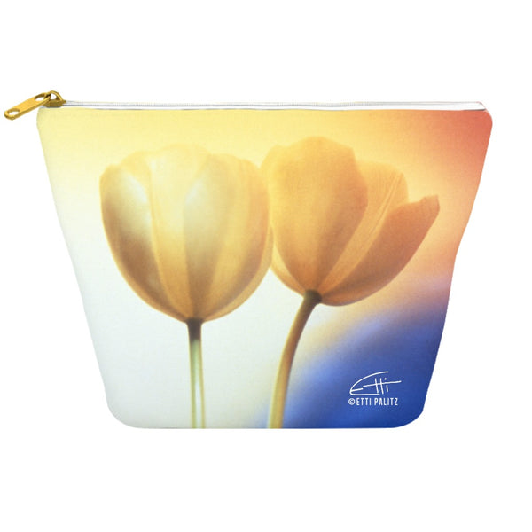 Flowers After Dark 'Touching' Dopp Kit