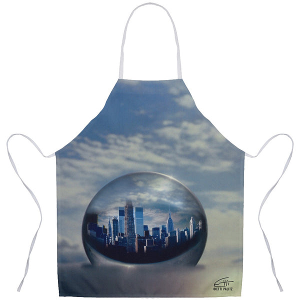 In love with New York 'Planet NY' Apron