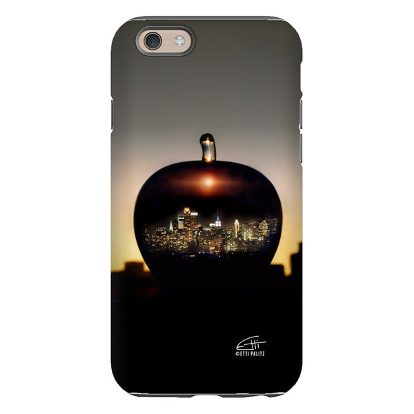 In Love with New York 'Big Apple' Glossy Tough Case