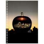 In Love with New York 'Big Apple' Notebook