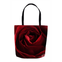 Flowers After Dark 'Gorgeous' Tote Bag