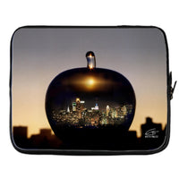In Love with New York 'Big Apple' Laptop Cover