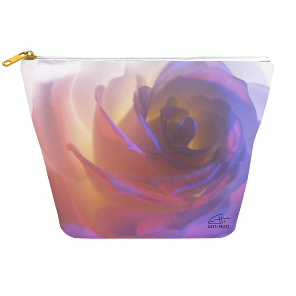 Flowers After Dark 'Electric Rose' Dopp Kit