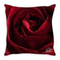 Flowers After Dark 'Gorgeous' Decorative Pillow