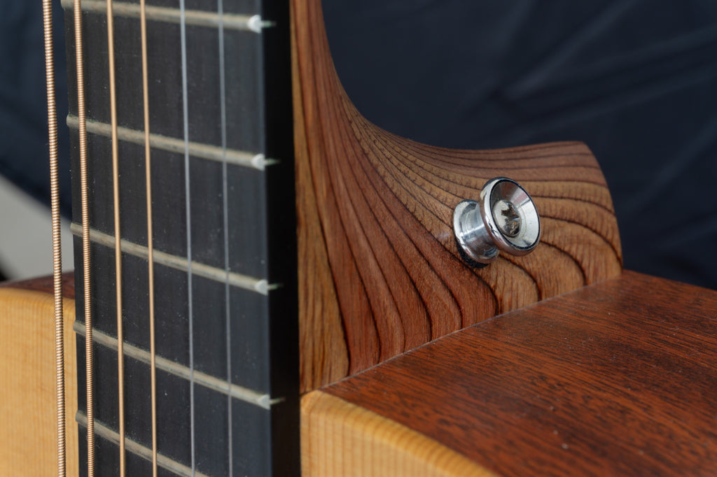 How to Fix a Broken Guitar Strap Button