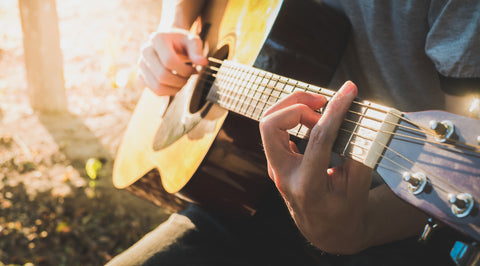 10 Guitar Chord Progressions Every Player Should Know – StrapGraphics